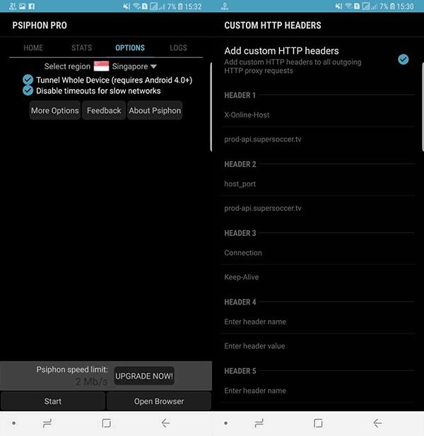 Kalau situs favoritmu diblokir pemerintah Download Aplikasi Psiphon Pro untuk Android Versi Terbaru