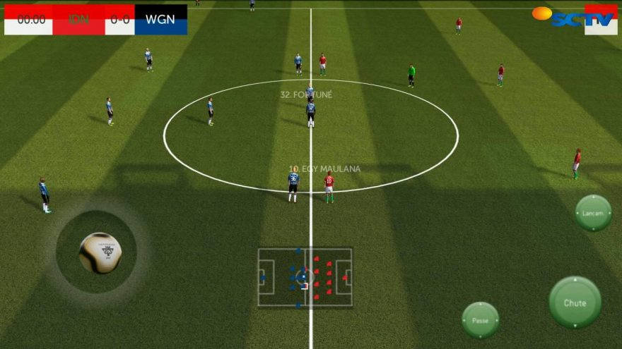 Download Game Dream League Soccer 2019