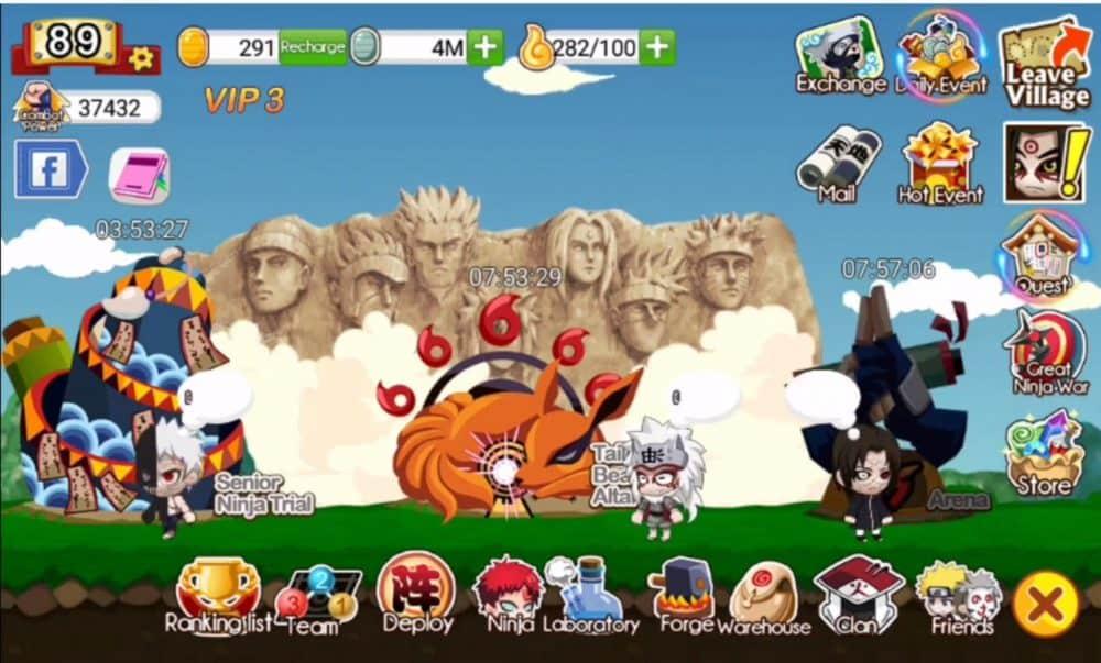Jumpa lagi bersama admin yang selalu tiba dengan kabar terbaru dari dunia game Download Ninja Heroes v1.0.7 Mega Mod Apk Unlimited Gold Terbaru
