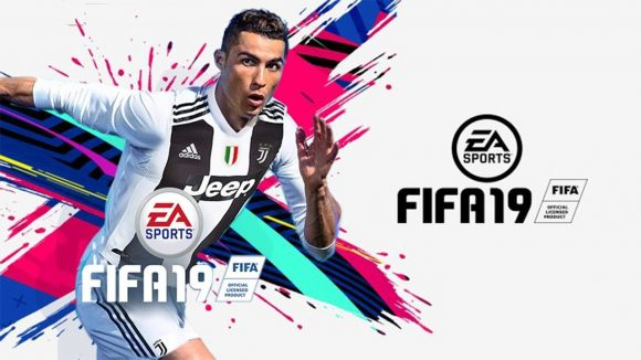 Download PES 2019 ISO PPSSPP C Ronaldo in Juventus for Android