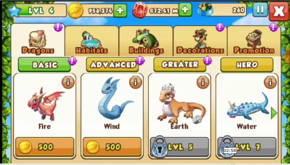 Semoga selalu baik dan selalu dalam kebaikan Download Dragon Mania Apk Offline (Mod Unlimited Money) New Version