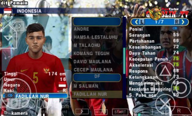Pasti sangat menguras tenaga dan pikiran PES Jogress V4 1.2 Special Edition Timnas U16 Indonesia New Textures  Savedata