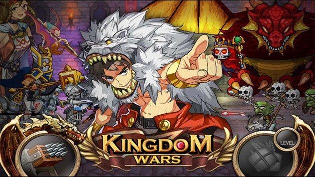Senang sekali hari ini admin berkesempatan menyapa kalian kembali Download Kingdom Wars Apk Mod v1.1.9 Unlimited Gold Gratis
