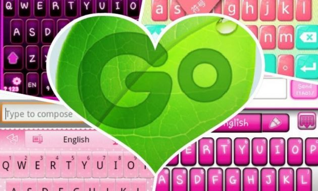 Berbagi pesan alias chatting dengan pacaran atau sahabat tentu akan terasa semakin menyenang Download GO Keyboard Pro (Prime) Apk Versi Terbaru  Lama