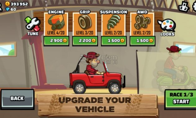 Download Hill Climb Racing Mod Apk Terbaru  Hill Climb Racing 2 MOD APK Offline v1.19.3 (Unlimited Coins)