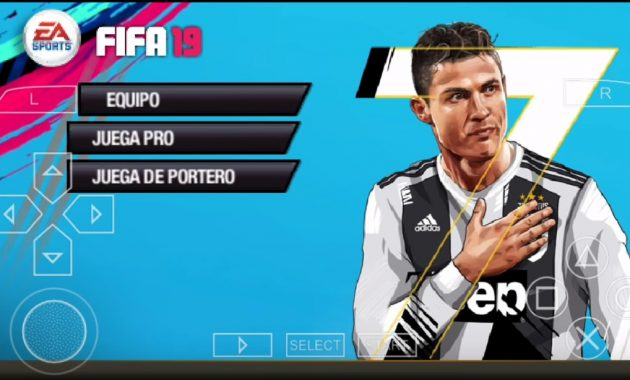 Malam ahad ini kalian sibuk ngapain nih Download FIFA 19 PPSSPP ISO Full Transfer Pemain Terbaru