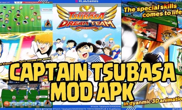 Pasti kalian semua sudah kenal bukan dengan  Download Captain Tsubasa Dream Team MOD APK 2.1.0 for Android
