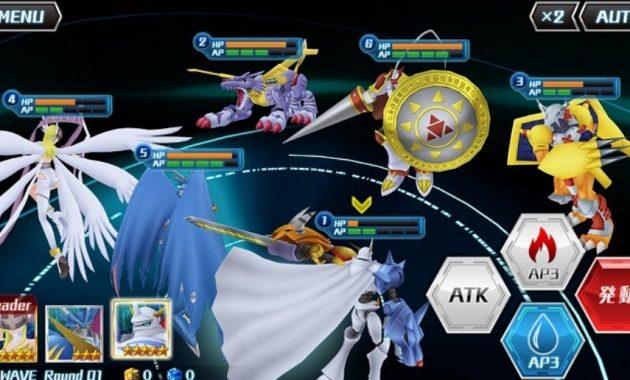 Digimon ialah salah satu tayangan anime yang paling dinantikan setiap hari Minggu DigimonLinks Mod Apk English v2.5.2 (God Mode/High Damage) Terbaru