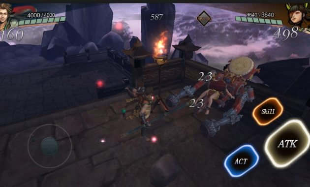 Jika biasanya game hanya berisi satu jenis permainan saja Download Soul Blade v1.0 Mod Apk+Data Offline For Android