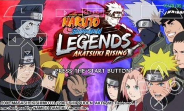Pernah mengalami kebingungan menentukan game yang ingin dimainkan Download Kumpulan Game Naruto PPSSPP ISO CSO Ukuran Kecil