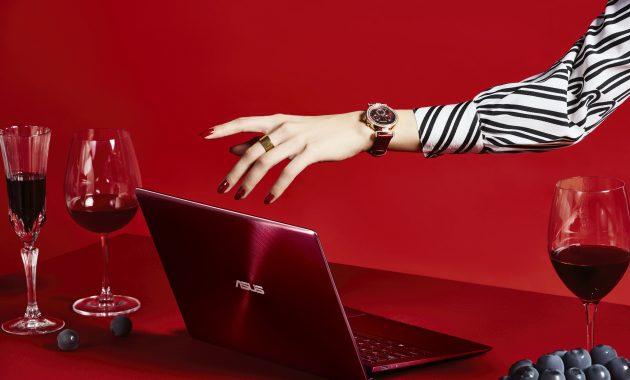 Bulan kemudian ASUS resmi memperkenalkan ZenBook S UX ASUS ZenBook S Burgundy Red Limited Edition Hadir di Indonesia