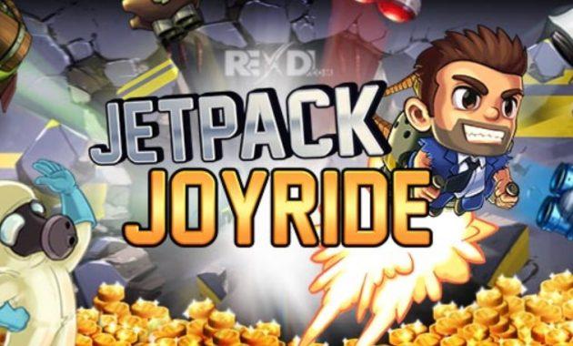 disini hadir untuk kalian semua akan membagikan  Download Jetpack Joyride Mod Apk Terbaru Unlimited Coins