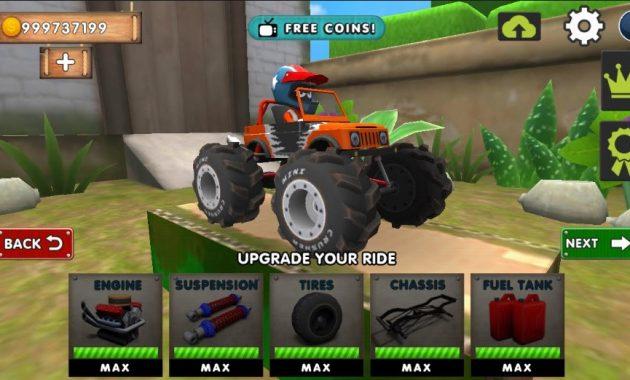 Serupa tapi tak sama dengan fame FR Legends Download Mini Racing Adventure Mod Apk Terbaru Gratis