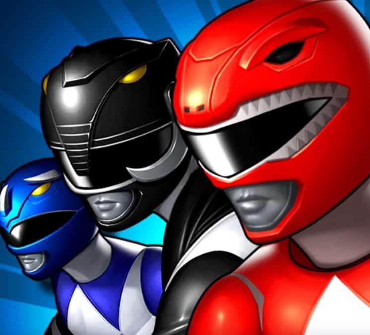 Power Rangers All Stars Apk Mod Full Version