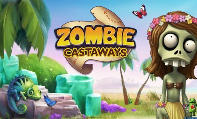 Kalau kau termasuk salah satunya niscaya sudah tidak absurd dong dengan nama game  Zombie Castaways v3.2.1 Mod Apk Unlimited Money Terbaru
