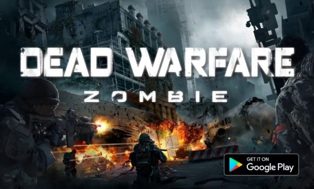 bumi diprediksi akan dipenuhi oleh zombie Dead Warfare Zombie Mod Apk Unlimited Money and Gold Free Download