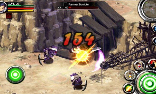 Dikembangkan oleh perusahaan berjulukan Gamevil Download Zenonia 5 Mod APK Offline Terbaru Gratis