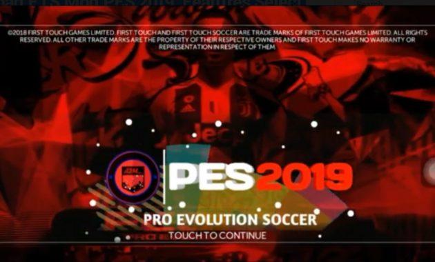 Sebuah terobosan gres dihadirkan melalui game First Touch Soccer  Download FTS Mod PES 2019 Full Transfer Pemain Season 18/19 Edition