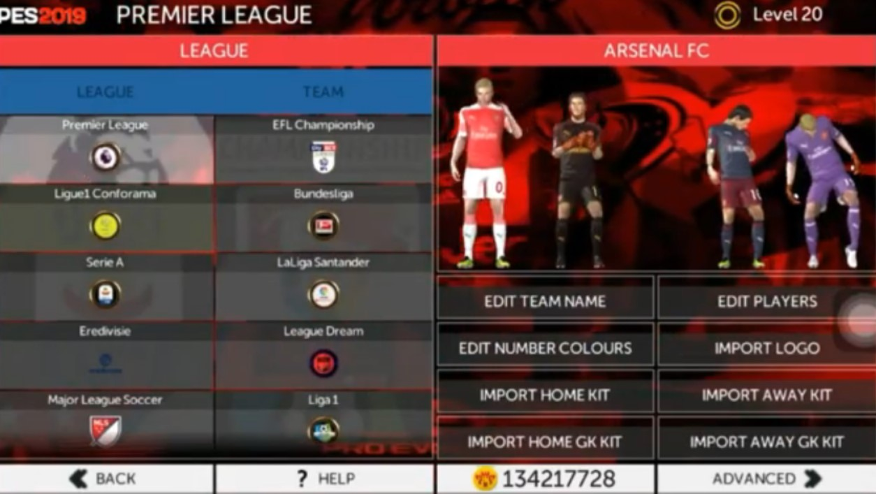 Download Fts Mod Pes 2019 Features Select Channel Untuk Android