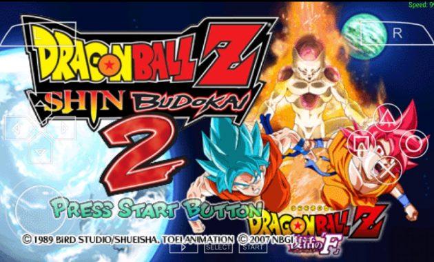 item yang gres diantaranya item aksara Download Dragonball Z : Shin Budokai 2 [Mod SSB] PPSSPP Di Android