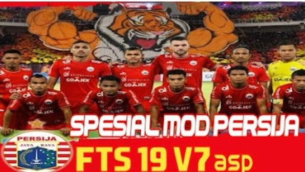 Seperti yang pernah admin sebutkan sebelumnya Download FTS 19 V7asp Apk Mod Special Persija Jakarta by Asep Ifan