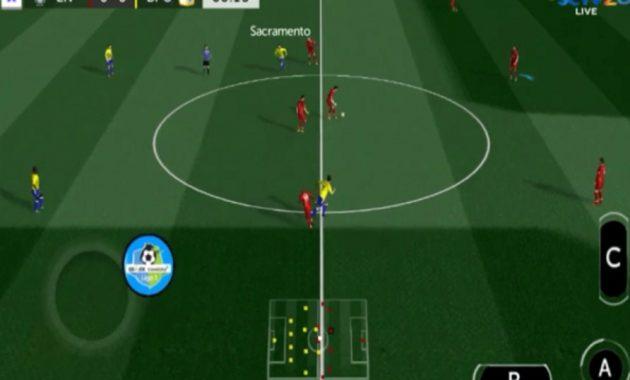 sudah usang nih admin tidak muncul dihadapan kalian semua Download FTS MOD PES (Pro Evolution Soccer) 2019 Apk By Mz Mamet
