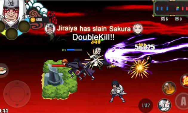 Menghitung hari sebelum memasuki tahun gres  Download Naruto Senki Apk Mod Chodet By M.Rusydi