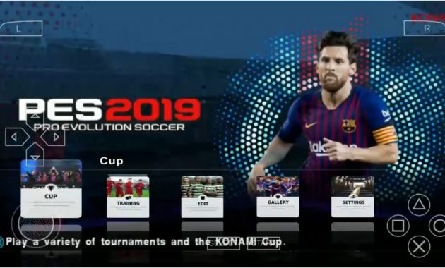 Download PES 2019 ISO PPSSPP English Version V7 Update ...