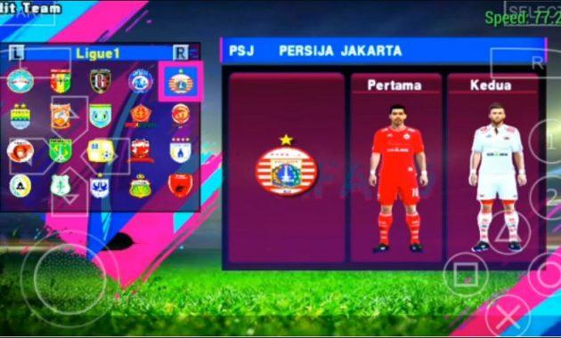 ialah salah satu kategori game sepak bola yang tidak pernah sepi peminat Download PES Jogress v3.5 Mod FIFA 19 League Special 12 PPSSPP for Android