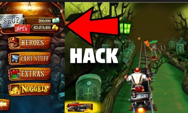 Siapkah kau untuk memainkan game petualangan epik gratis Download Rail Rush Apk Mod Gold – Diamond Terbaru for Android