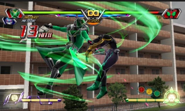 Tahukah kau game popular PSP Kamen Rider sudah dapat dimainkan di perangkat Android Download Kamen Rider Climax Heroes Fourze PPSSPP ISO for Android