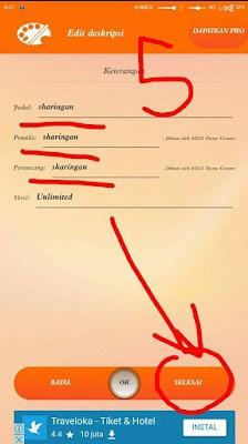 Semoga senang dan sehat selalu di tahun gres ini Cara Mudah Pasang Tema Xiaomi dengan Miui Theme Editor