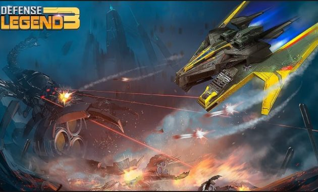 Ada kabar baik nih buat kau yang suka main game Defense Legend Download Defense Legend 3 Future War v2.3.8.6 Apk Mod Unlimited Money