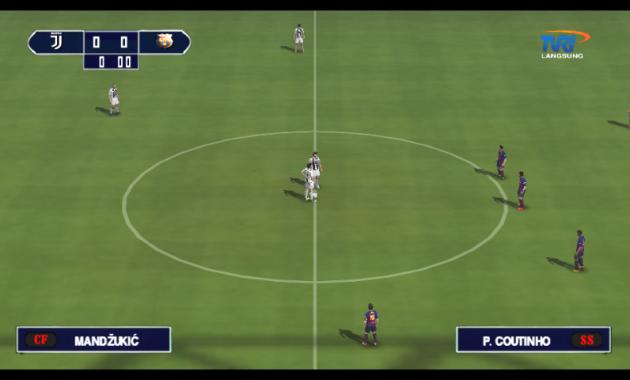artinya kau harus mulai update koleksi gamemu ke versi terbaru Download PES 2015 ISO PSP Mod Texture PES 2019+Savedata New Camera PS4