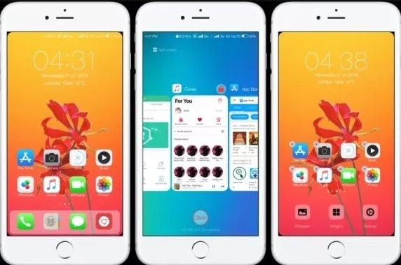 smartphone merek Xiaomi dapat dikatakan sebagai salah satu brand yang terus mengalami penin Download Tema BoSe IOS 11.6X Pro Theme Xiaomi Terbaru 2019
