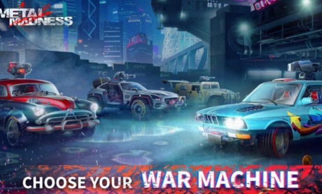 alasannya admin mau membagikan informasi dan link download game atraktif berjudul Metal Madn Download Metal Madness Mod Apk Terbaru 2019 Gratis Terbaru
