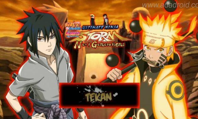 paling lezat diisi dengan aneka macam hal gres yang masih terasa segar Download Naruto Senki Mod Ultimate Ninja Storm Next Generations Apk by Maman Hdyt