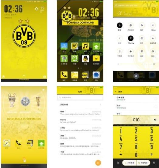 Tiap orang niscaya punya preferensi sendiri untuk menciptakan tampilan androidnya semakin yummy d Download Kumpulan Tema MIUI Sepakbola Xiaomi Terbaru Android