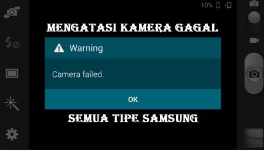 Salah satu permasalahan pada android Samsung yang sering dikeluhkan oleh pengguna yaitu k 7 Cara Jitu Memperbaiki Kamera Gagal Semua Tipe HP Samsung