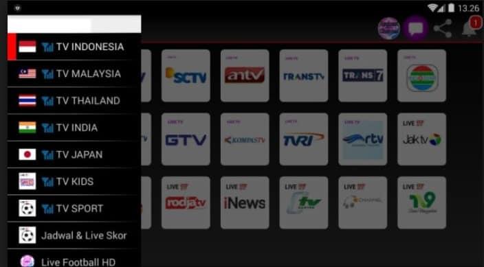 Ketergantungan insan terhadap smartphone menciptakan para  Download KPN TV Aplikasi Android Gratis Premium Chanel