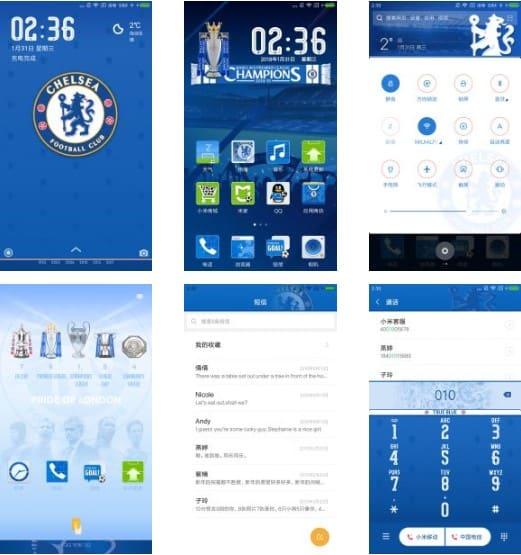 Ada yang sedang resah cari daerah download tema sepak bola untuk android Xiaomi Download Tema Club Sepakbola Chelsea V1 Untuk Xiaomi Terbaru Android