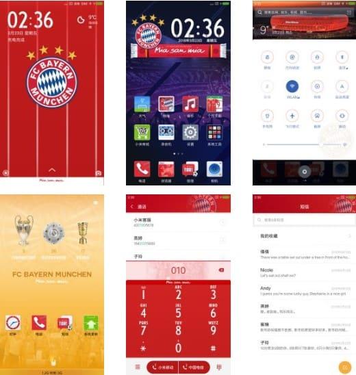 klub mana yang pertama kali terlintas di benakmu Download Tema Club Sepakbola Bayern Munich V1 Untuk Xiaomi Terbaru Android