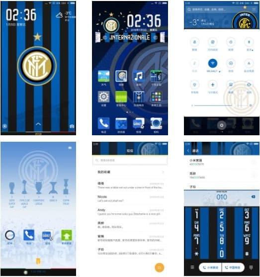 fans Inter Milan yang biasa disebut Interisti juga tersebar di aneka macam wilayah dunia Download Tema Club Sepakbola Inter Milan V1 Untuk Xiaomi Terbaru Android