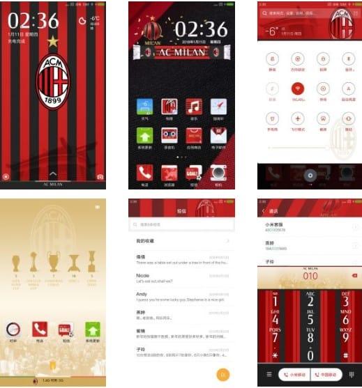 Di antara banyak sekali kompetisi regional sepak bola di dunia Download Tema Club Sepakbola AC Milan V1 Untuk Xiaomi Terbaru Android