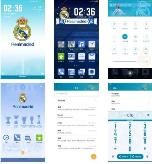 La Liga Spanyol identik dengan duel klasik El Classico antara Barcelona dan Real Madrid Download Tema Club Sepakbola Real Madrid V1 Untuk Xiaomi Terbaru Android