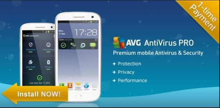 Jika ingin menciptakan perangkat androidmu berusia panjang Download AVG AntiVirus 2019 for Android Security Apk Versi Terbaru Gratis