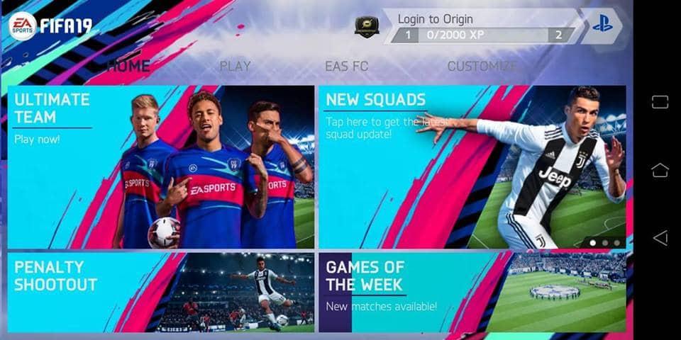 Kalau mau liburan sih biasanya paling lezat diisi sama hal yang menyenangkan Update!! Download FIFA 14 Mod FIFA 19 Apk Data Obb Full HD for Android