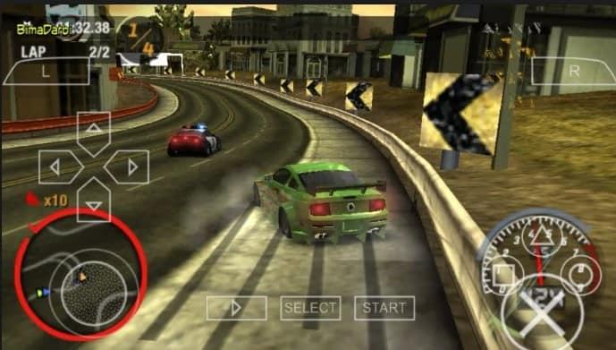 Jumpa lagi dengan admin nih dengan kabar terbaru seputar dunia game android [100MB] NFS (Need For Speed) Most Wanted v5.1.0 PPSSPP ISO/CSO Download