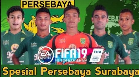 Pecinta sepak bola dalam negeri harap merapat Download FTS Mod FIFA 19 Spesial Mod Persebaya Surabaya