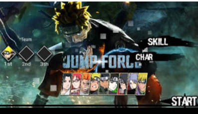 Penggemar Naruto niscaya bahagia sekali lantaran selalu dimanjakan dengan rilis game aneka macam v Download Naruto Senki Apk Mod Jumpforce Lite by Arifin